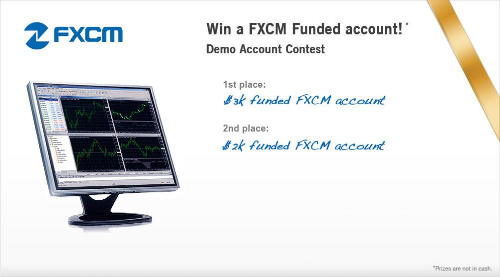 Forex contest fxcm